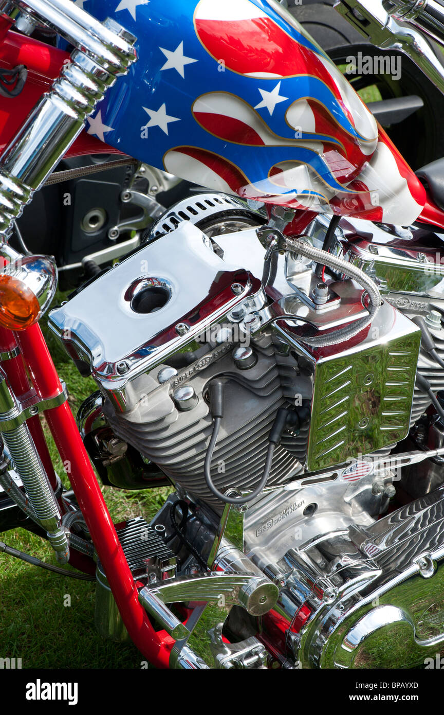 Page 3 Harley Davidson Chopper High Resolution Stock Photography And Images Alamy