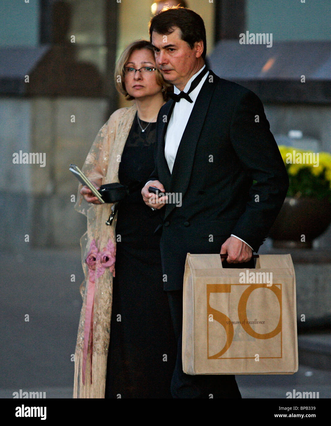 Daughter Valentina Yudashkina presented her lover to the public 31.12.2011 40
