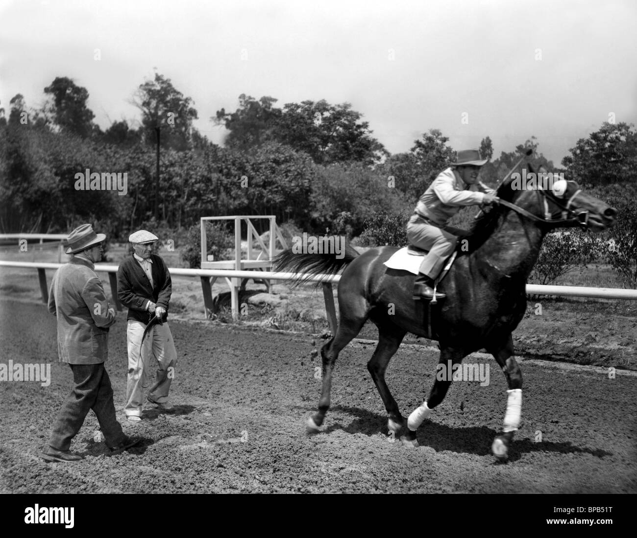 SEABISCUIT THE STORY OF SEABISCUIT (1949) - Stock Image