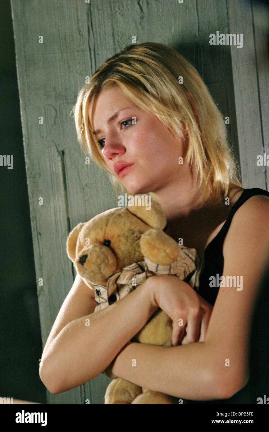Filming of Captivity directed by Roland Joffe at Mosfilm studio - Stock Image
