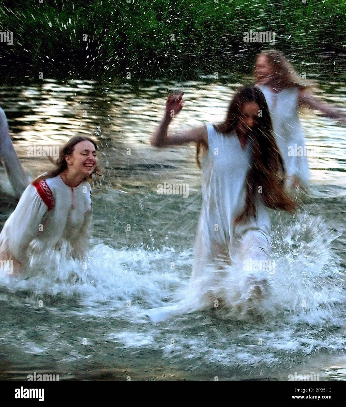 When is the day of Ivan Kupala