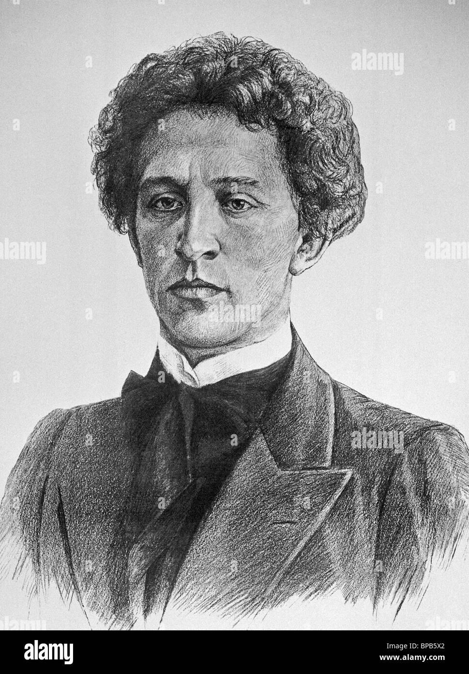 Alexander Blok: portrait, description 98