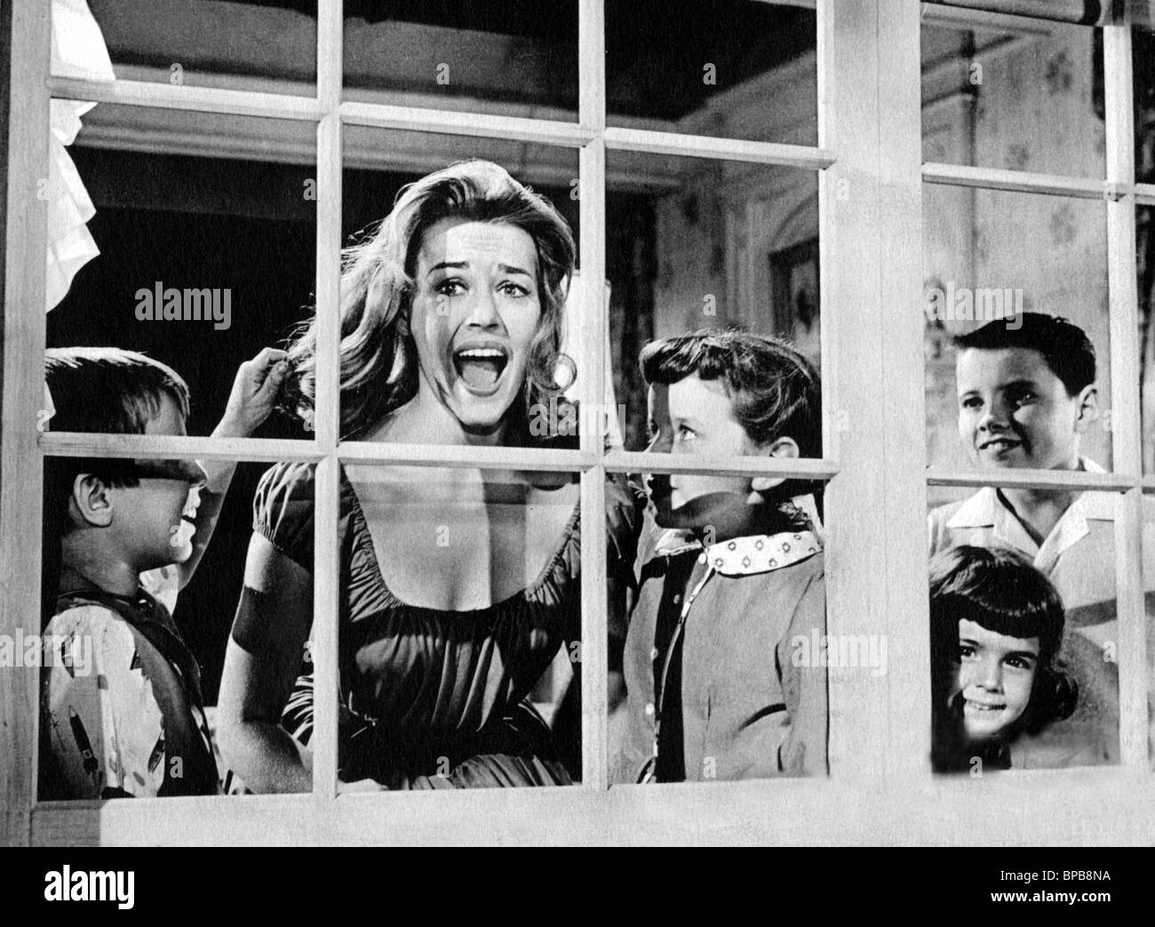 JANE FONDA TALL STORY (1960) - Stock Image