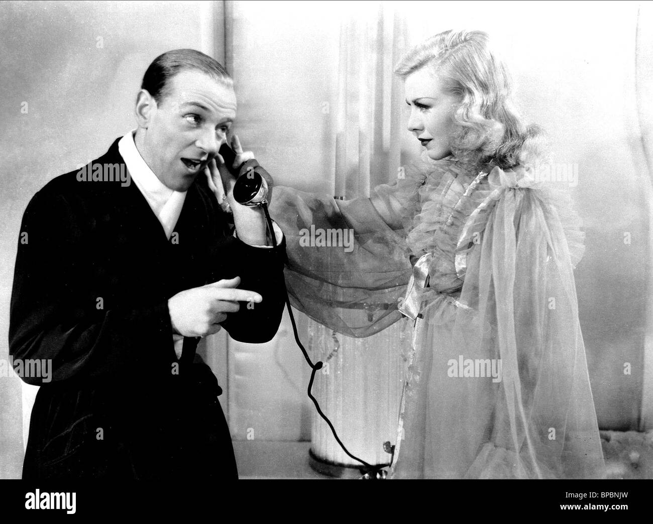 Fred Astaire And Ginger Rogers Stock Photos & Fred Astaire