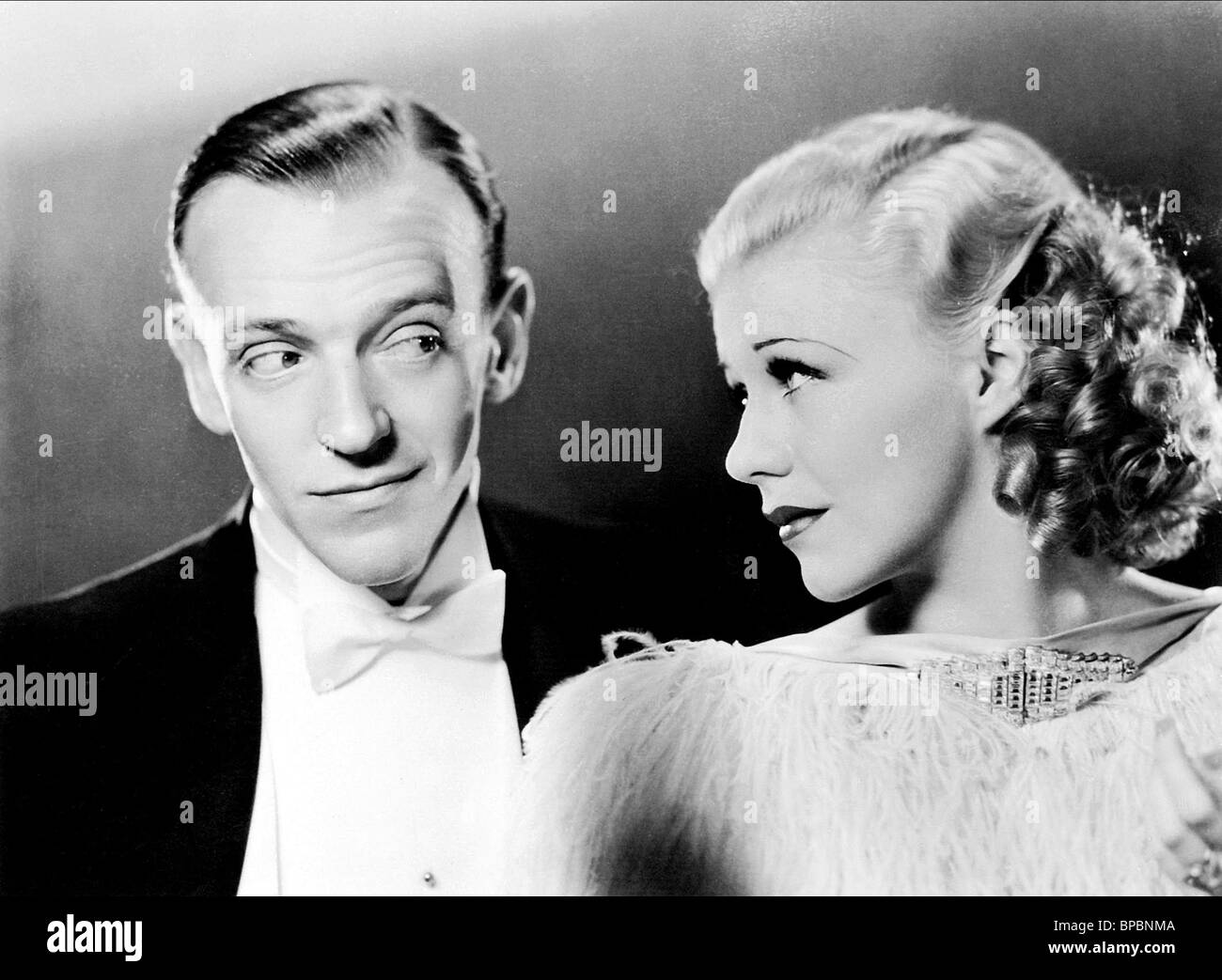 Fred Astaire Ginger Rogers Top Hat 1935 Stock Photo Alamy
