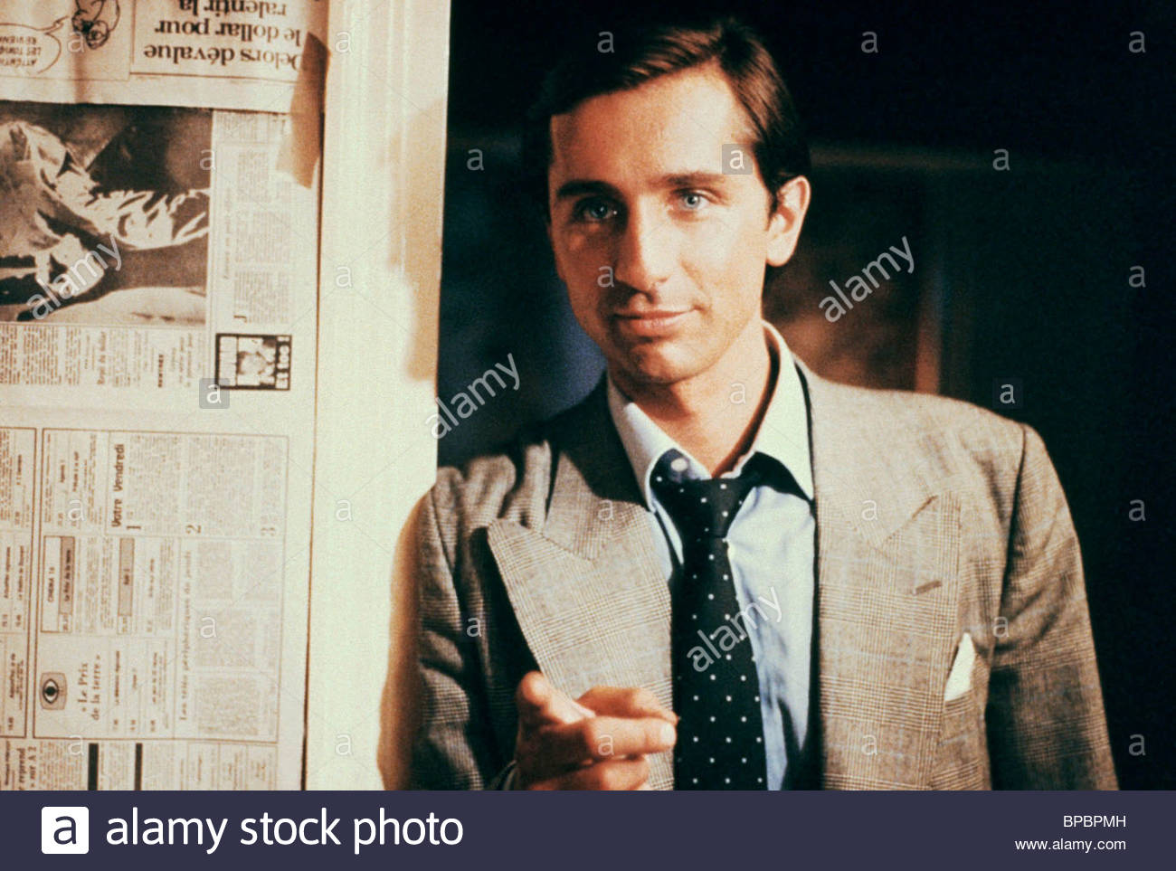 THIERRY LHERMITTE UNTIL SEPTEMBER (1984) - Stock Image