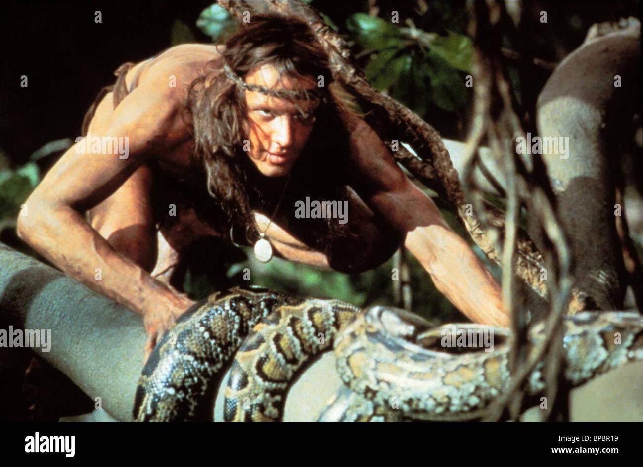 Afbeeldingen van Greystoke: the legend of tarzan, lord of the apes