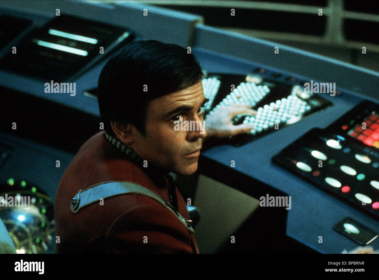 WALTER KOENIG STAR TREK III: THE SEARCH FOR SPOCK (1984) - Stock Image