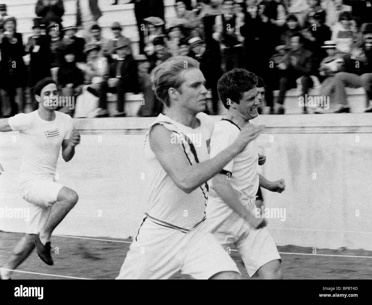 JASON CONNERY THE FIRST OLYMPICS:ATHENS 1896 (1984) - Stock Image