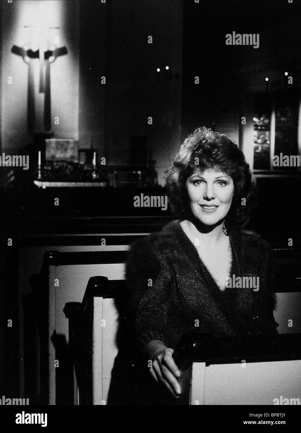 LYNN REDGRAVE A LOST HISTORY (1984) - Stock Image