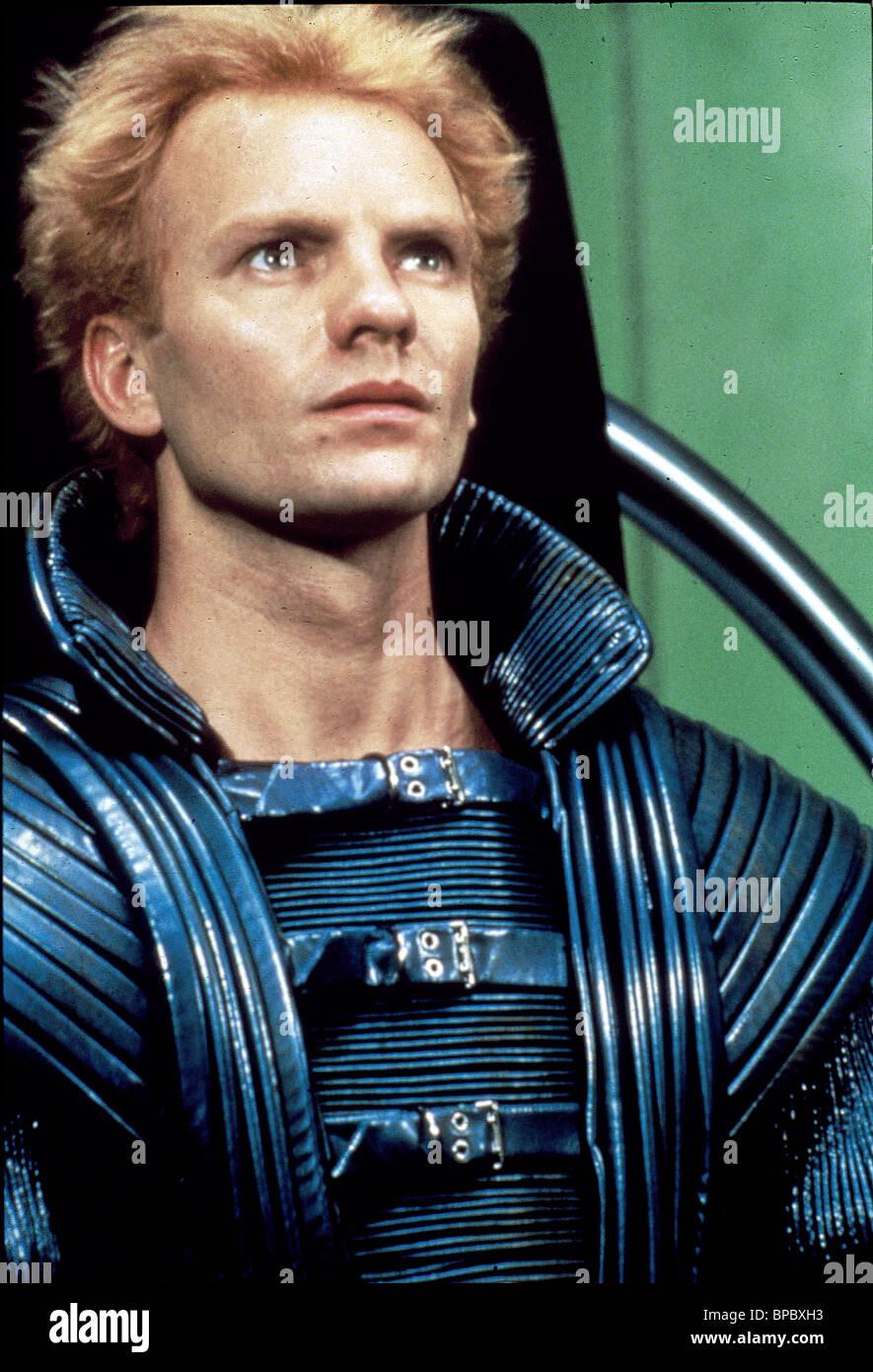 STING DUNE (1984) - Stock Image