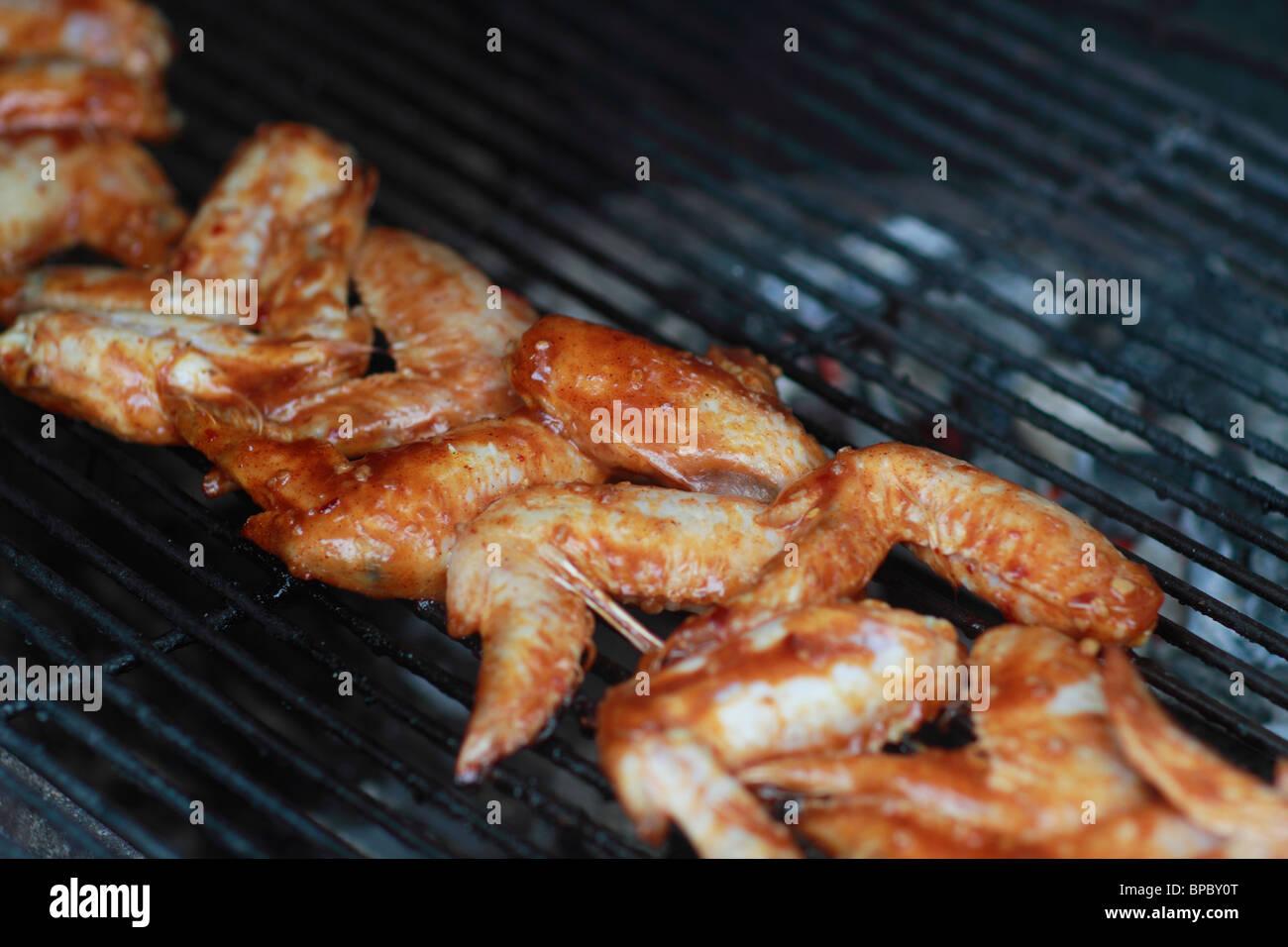 Bar B Que Chicken Stock Photos & Bar B Que Chicken Stock Images - Alamy