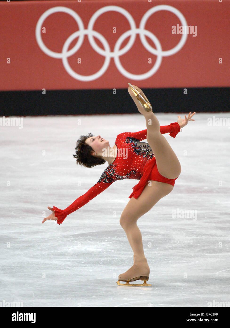 Irina Slutskaya today 44