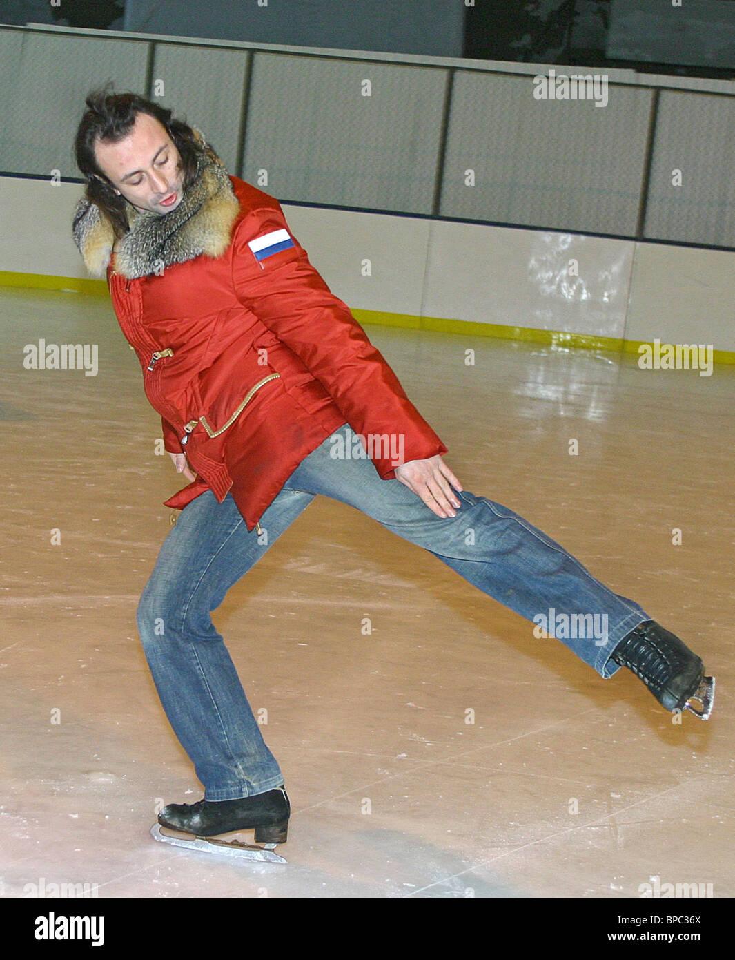 Ilya Averbukh stole Yagudin from his wife 12/24/2010