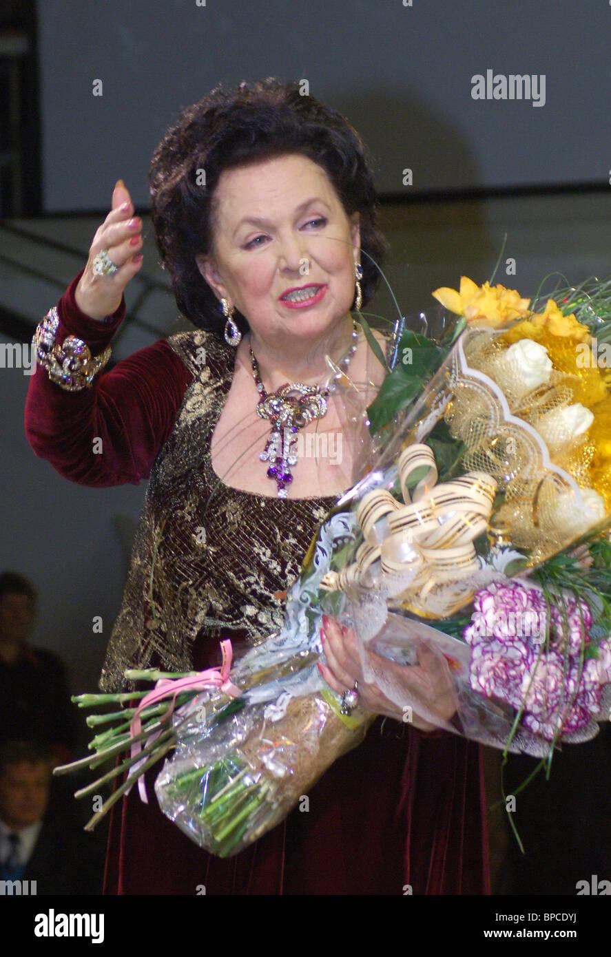 Today is the anniversary of Galina Vishnevskaya 10/25/2011 62