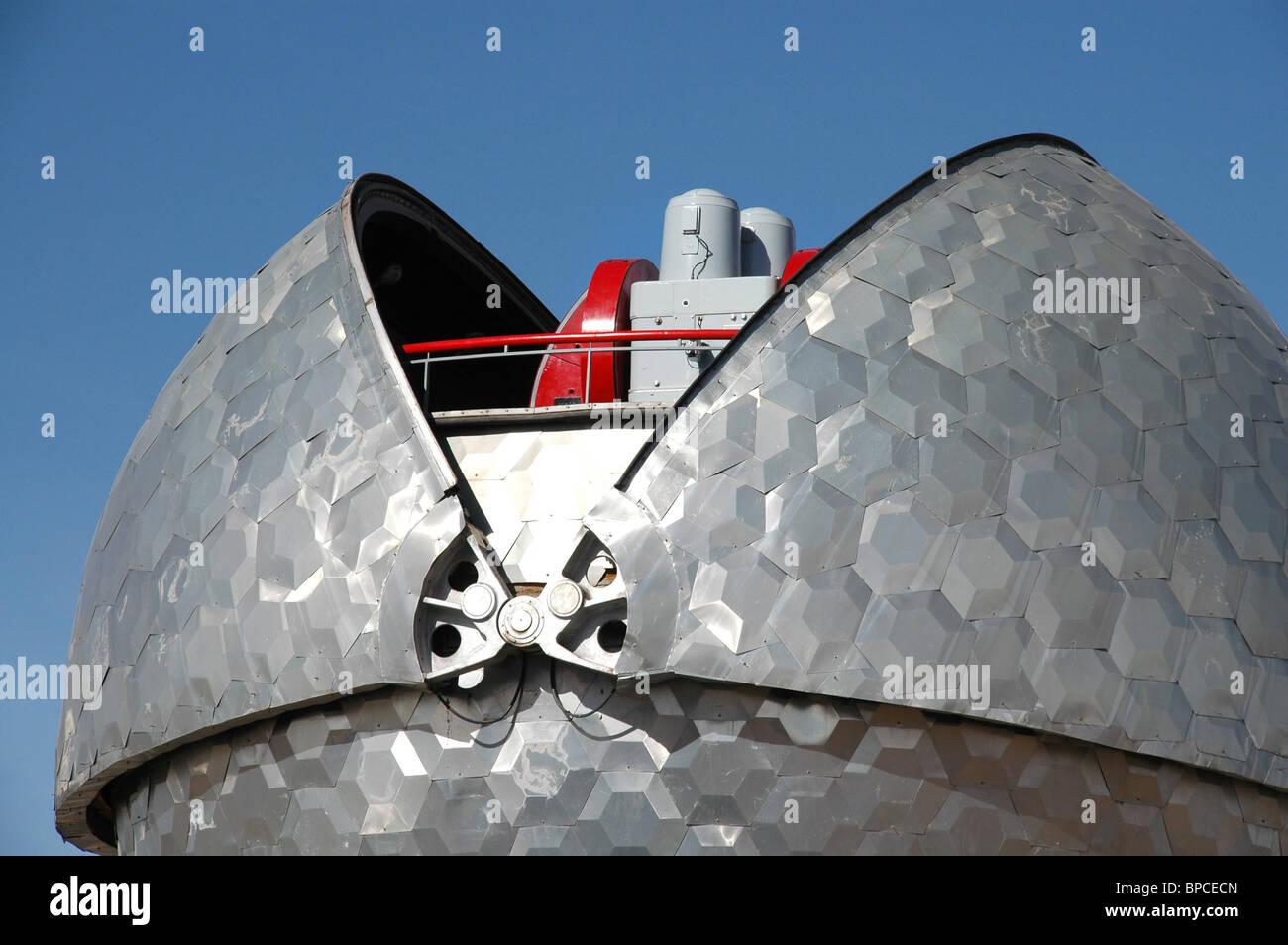 Okno Space Monitoring Facility - Stock Image