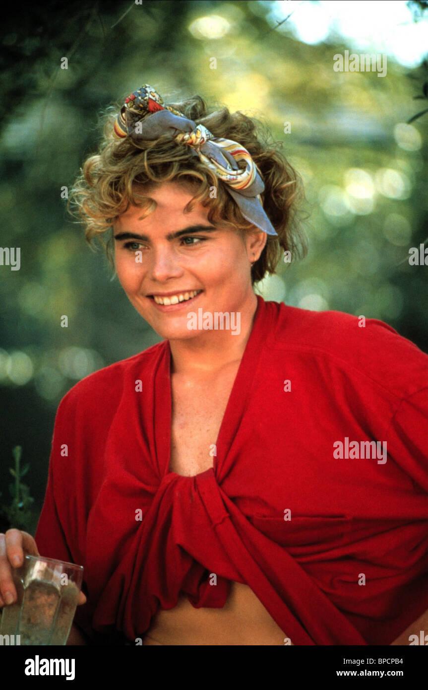 MARIEL HEMINGWAY CREATOR (1985) - Stock Image