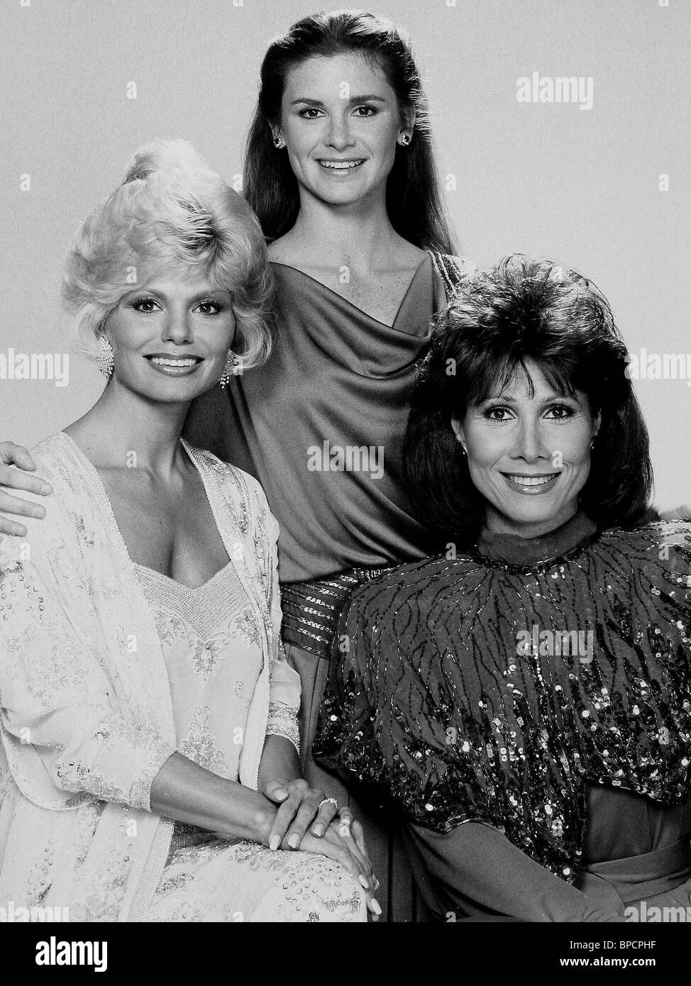LONI ANDERSON STEPHANIE ZIMBALIST MICHELE LEE A LETTER TO THREE