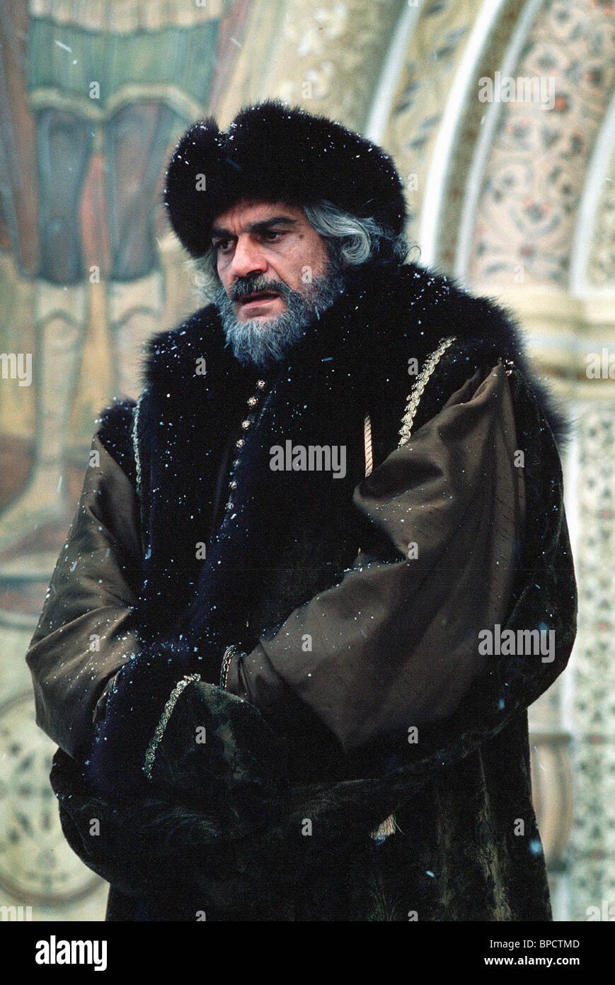OMAR SHARIF PETER THE GREAT (1986)Stock Photo