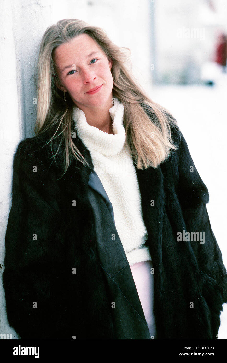 Anne Zacharias Peter The Great 1986 Stock Photo 31015667