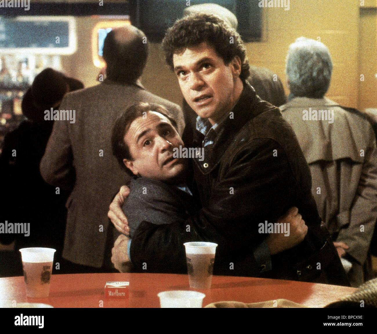 DANNY DI VITTO & JOE PISCOPO WISE GUYS (1986) - Stock Image