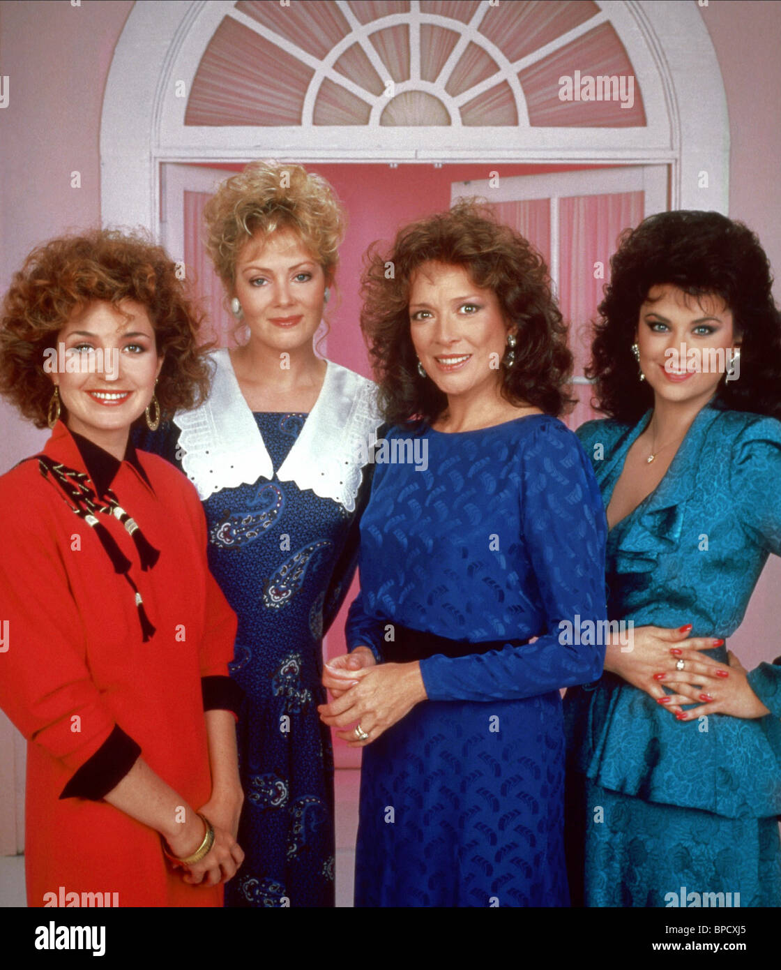 Dixie Carter Jean Smart Annie Potts Amp Delta Burke
