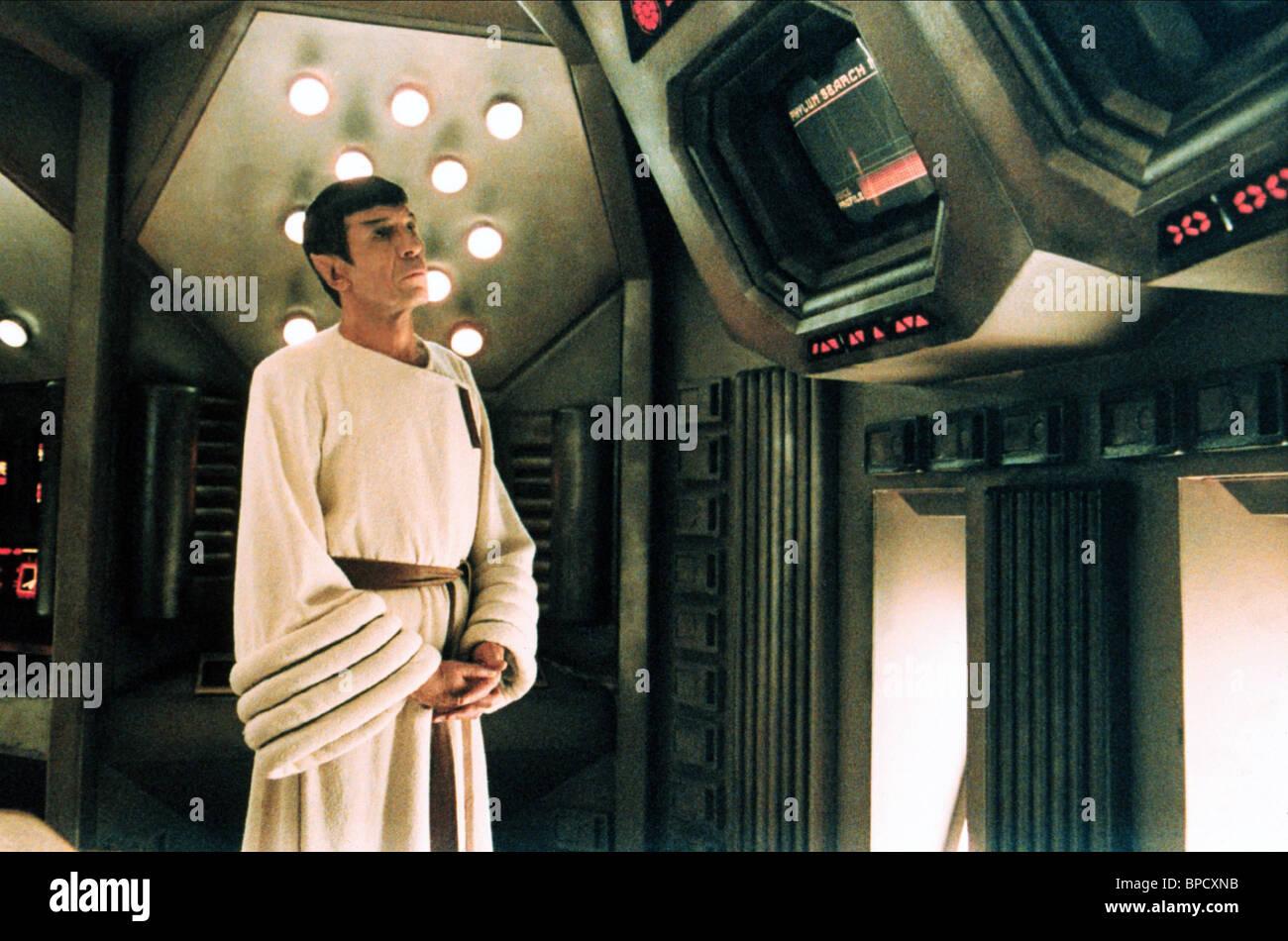 LEONARD NIMOY STAR TREK IV: THE VOYAGE HOME (1986) Stock Photo