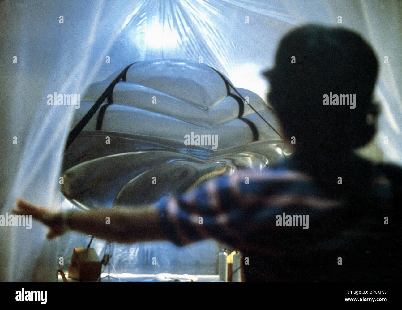 JOEY CRAMER & UFO FLIGHT OF THE NAVIGATOR (1986) - Stock Image