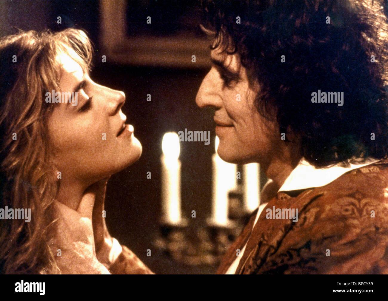NATASHA RICHARDSON & GABRIEL BYRNE GOTHIC (1986) - Stock Image