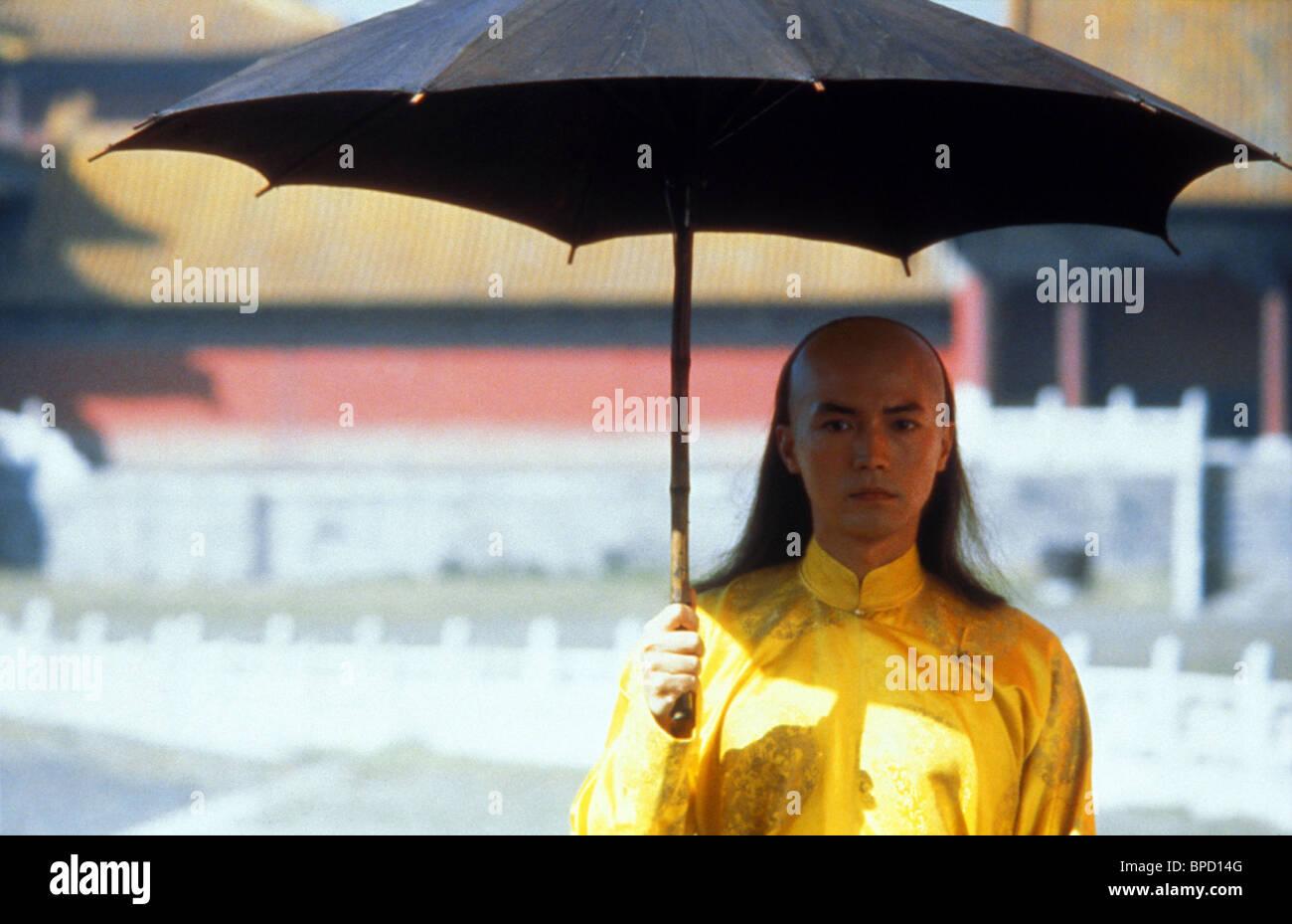JOHN LONE THE LAST EMPEROR (1987) - Stock Image