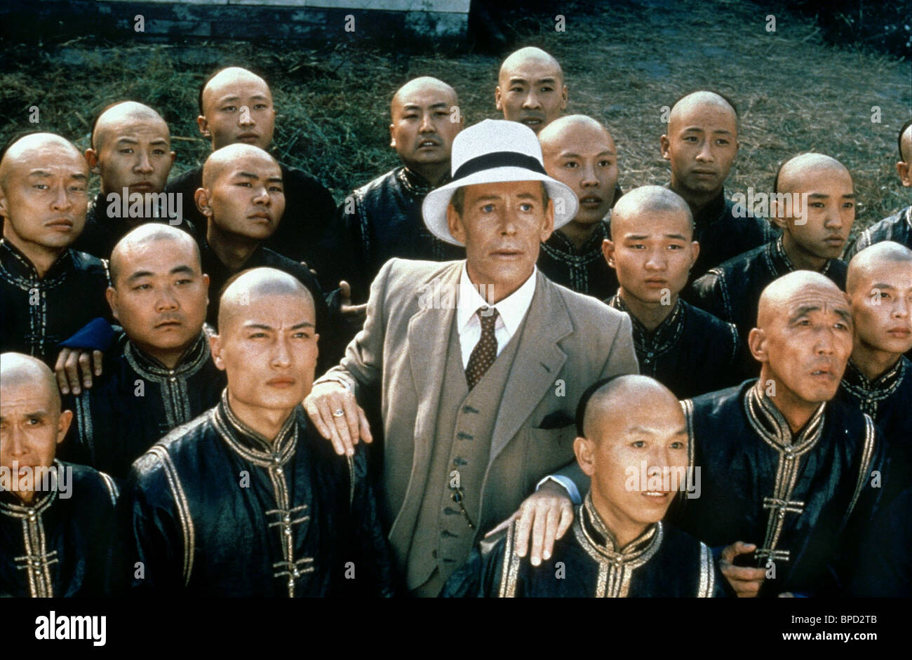 PETER O'TOOLE THE LAST EMPEROR (1987) - Stock Image