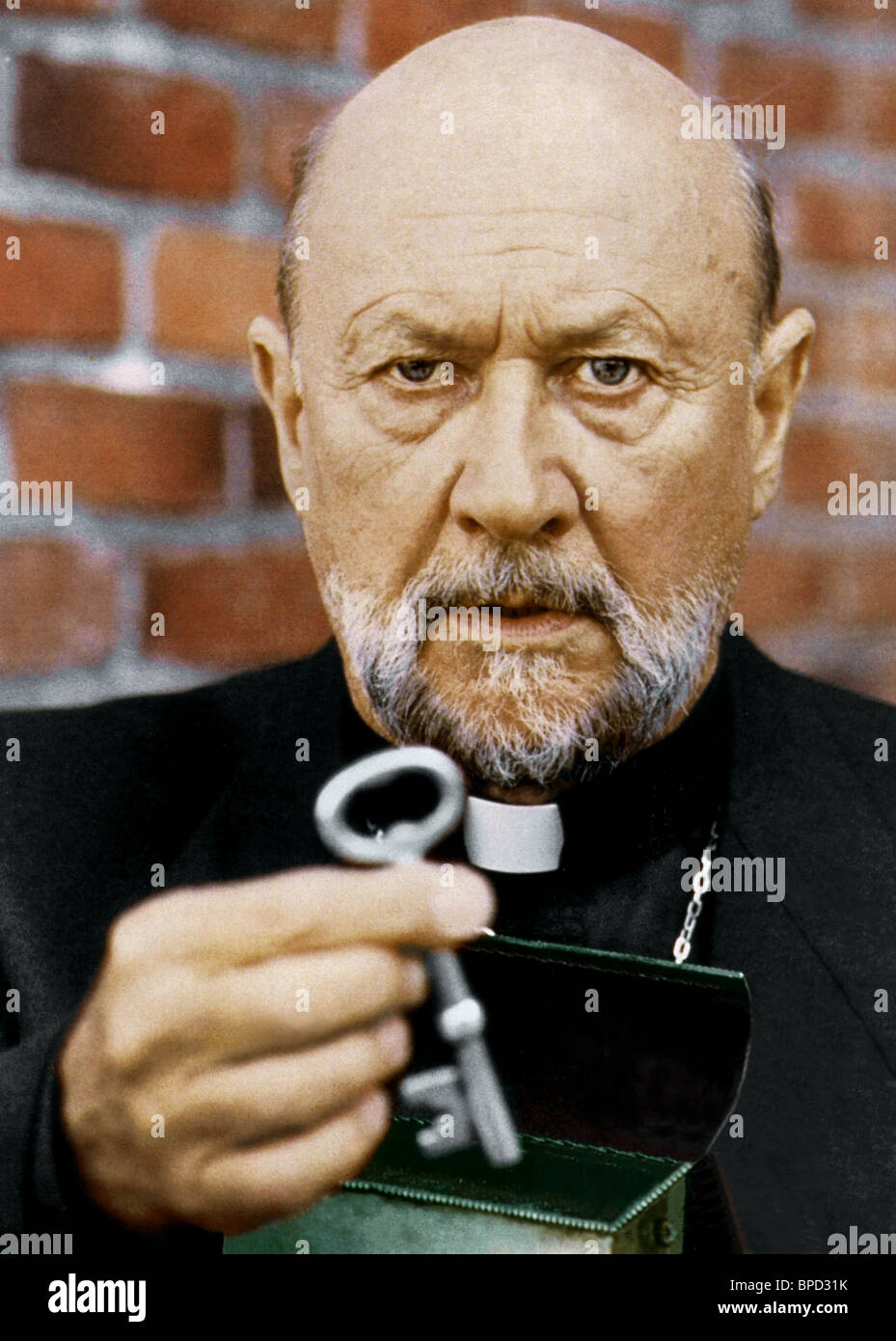 DONALD PLEASENCE PRINCE OF DARKNESS (1987) - Stock Image