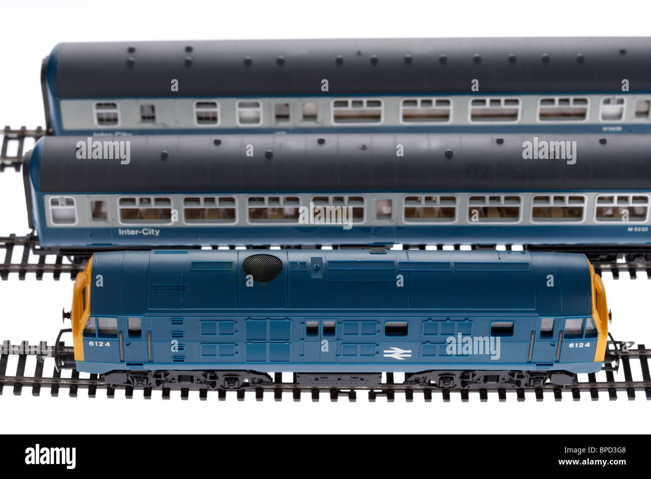 model railway train set manufactured in the 1970s 1980s by