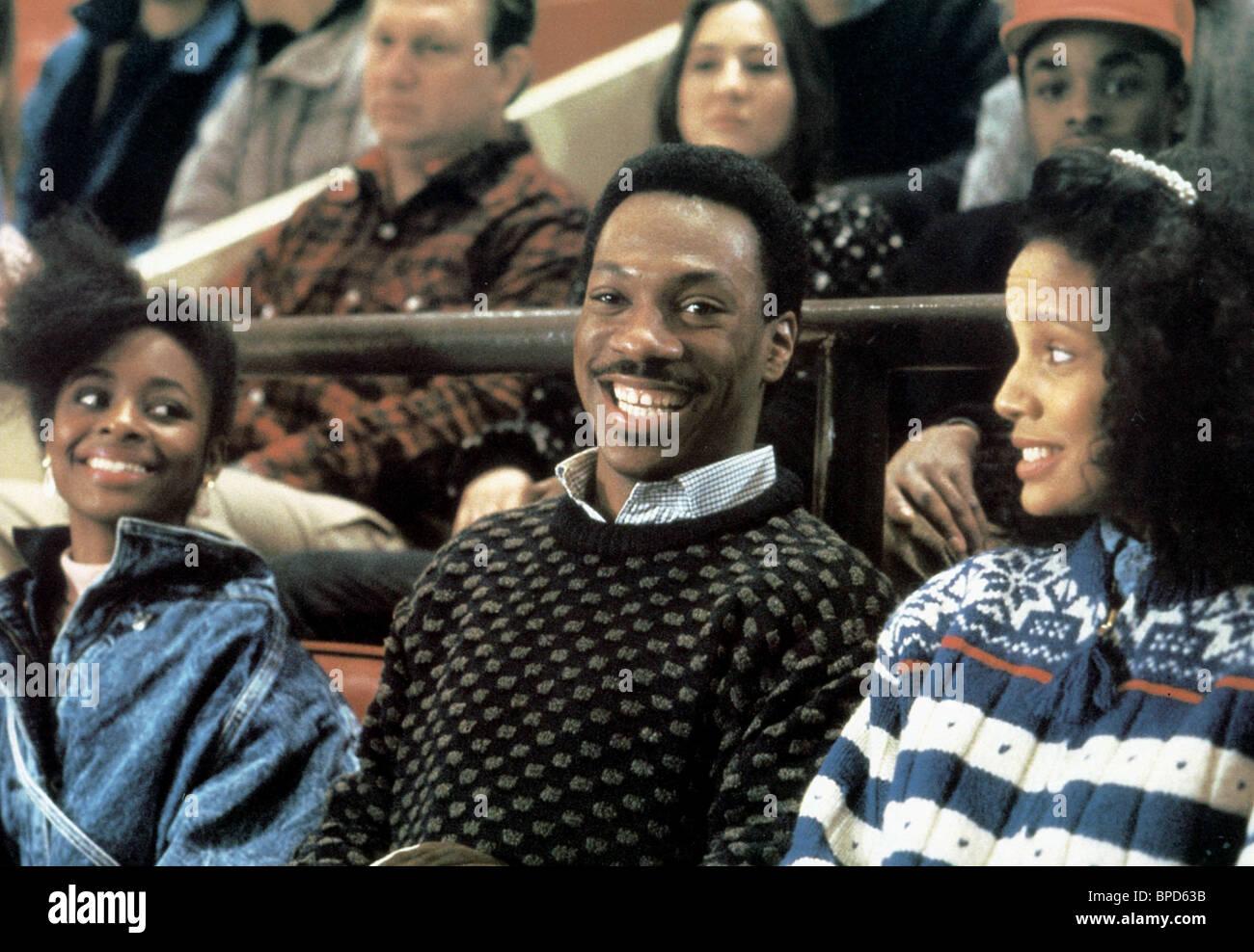 Eddie Murphy Shari Headley Coming To America 1988 Stock Photo Alamy
