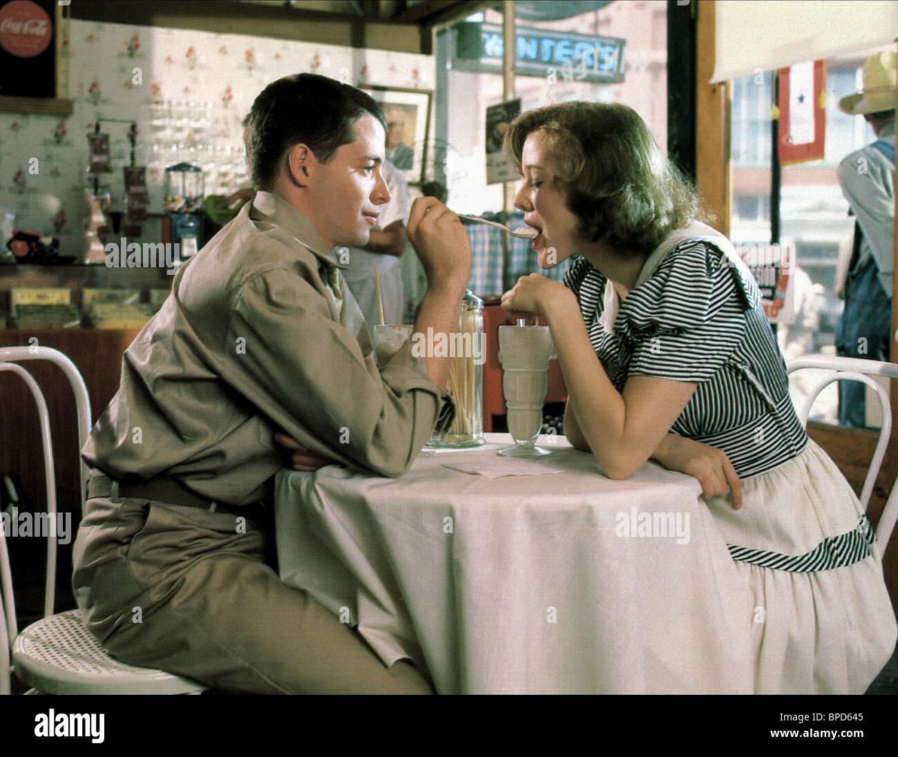 Matthew Broderick Penelope Ann Miller Biloxi Blues 1988 Stock