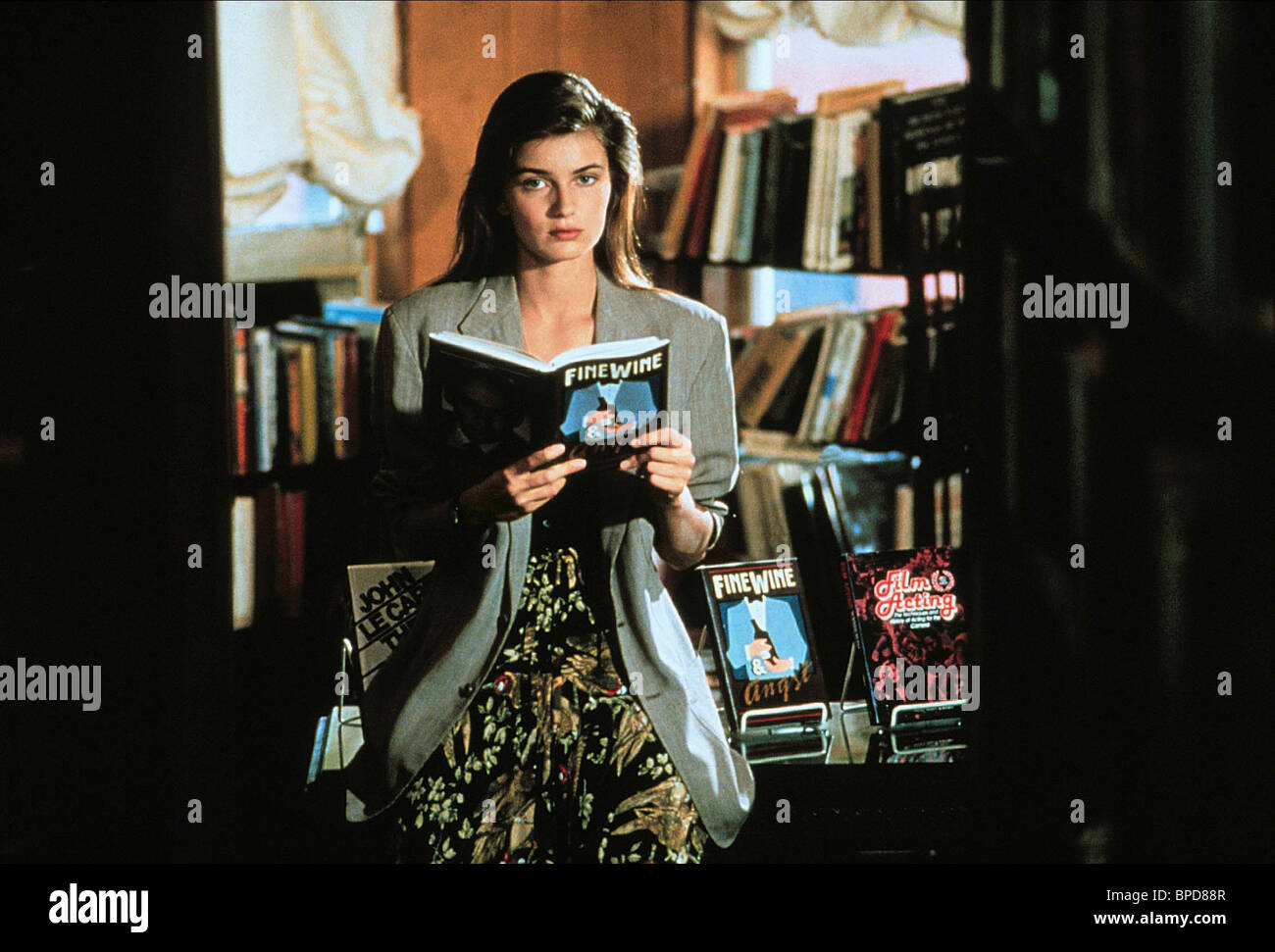 Paulina Porizkova Her Alibi 1989 Stock Photo 31024695 Alamy
