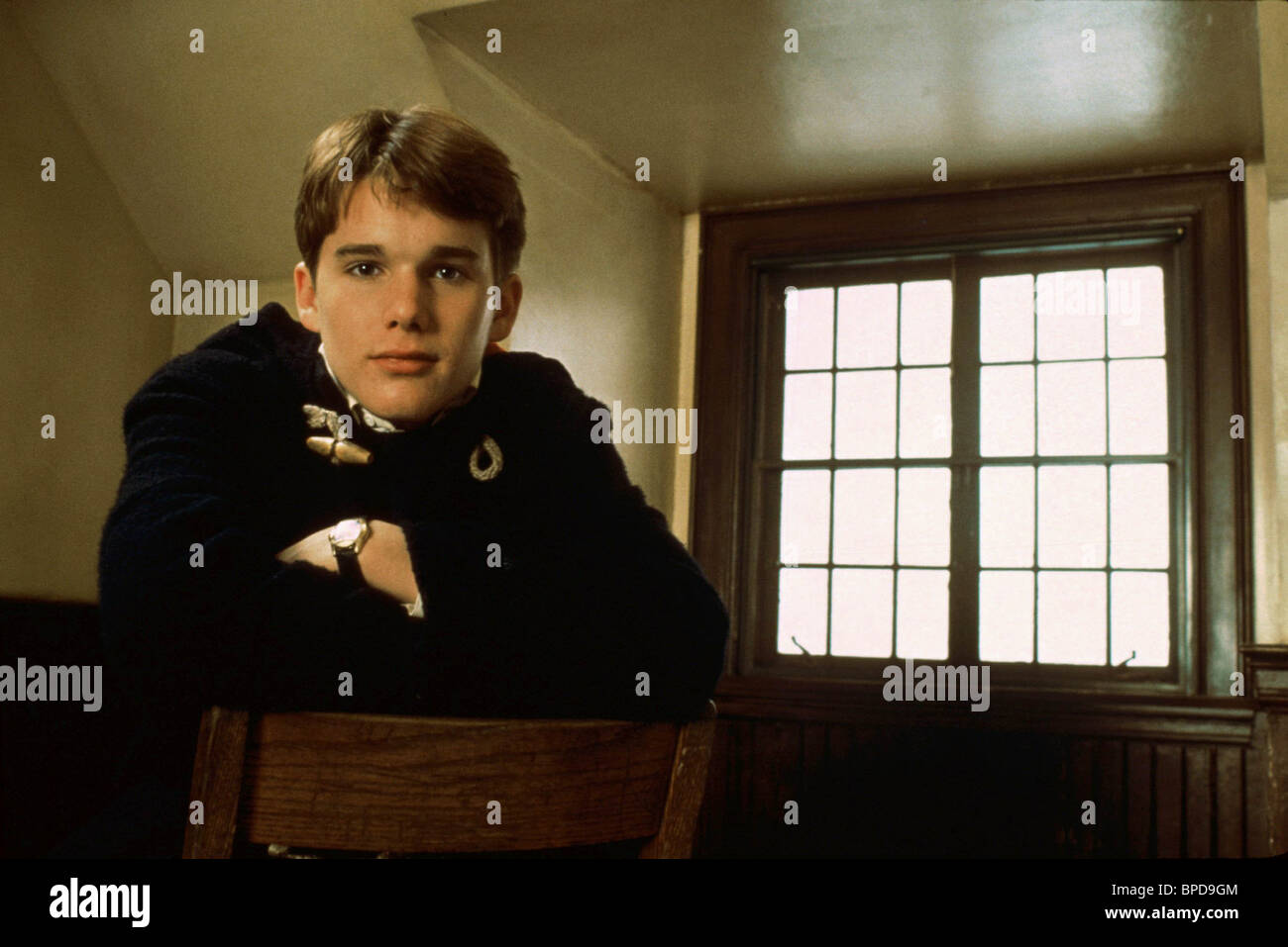 Ethan Hawke Dead Poets Society 1989 Stock Photo Alamy