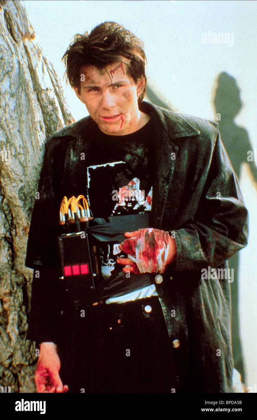 MIN LUONG, CHRISTIAN SLATER, GLEAMING THE CUBE, 1989 Stock ... |Christian Slater 1989