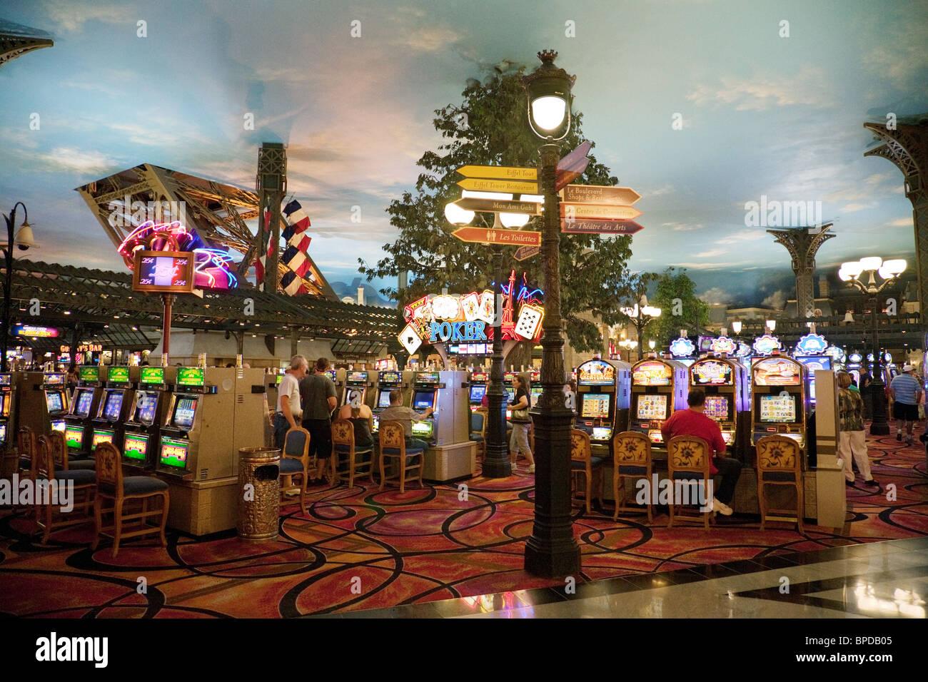 10 Romantic Hotels in Las Vegas - ARIA, Venetian, Vdara & more   Paris Hotel Las Vegas Inside