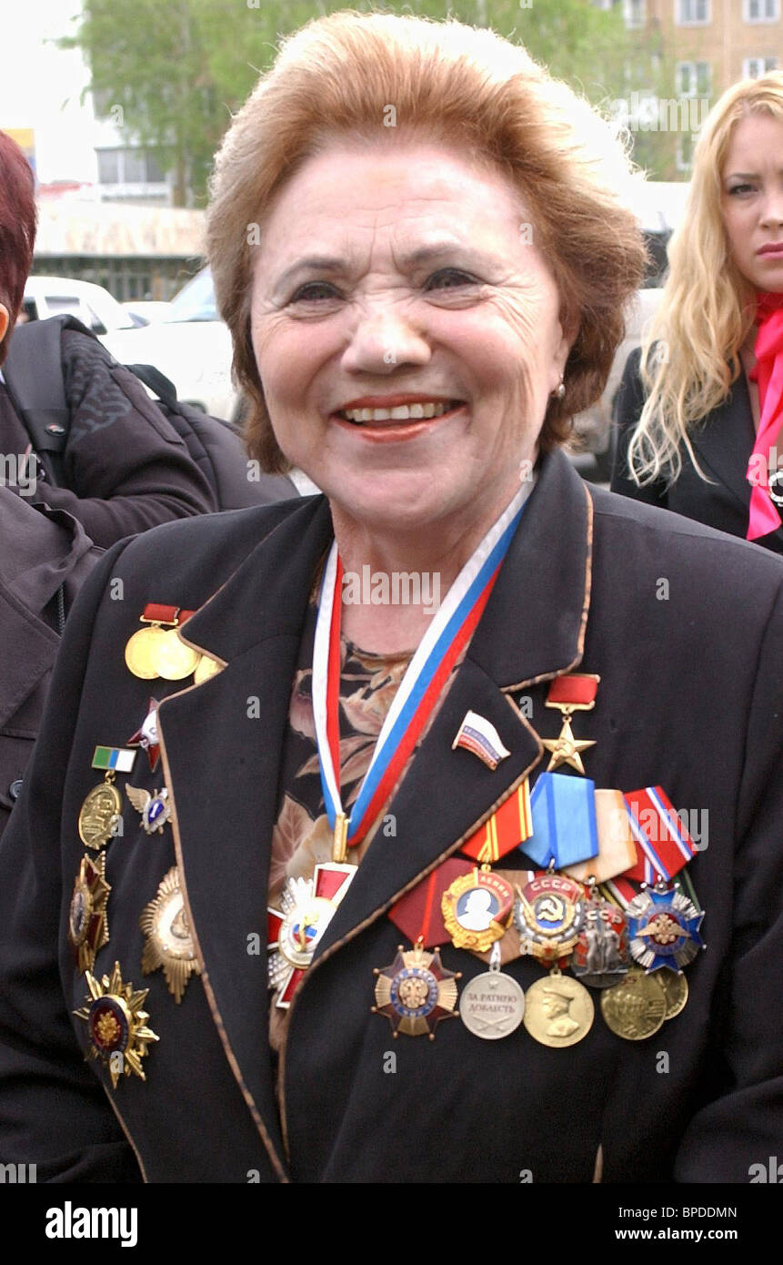 Marina Popovich: biography 23
