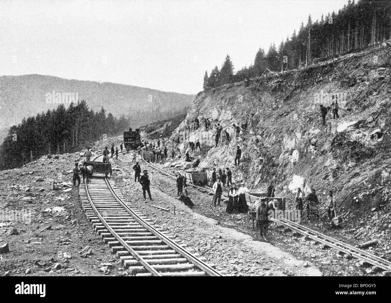 Trans-Siberian Railway. Construction of the Trans-Siberian Railway. Perspectives of the Trans-Siberian Railway 8