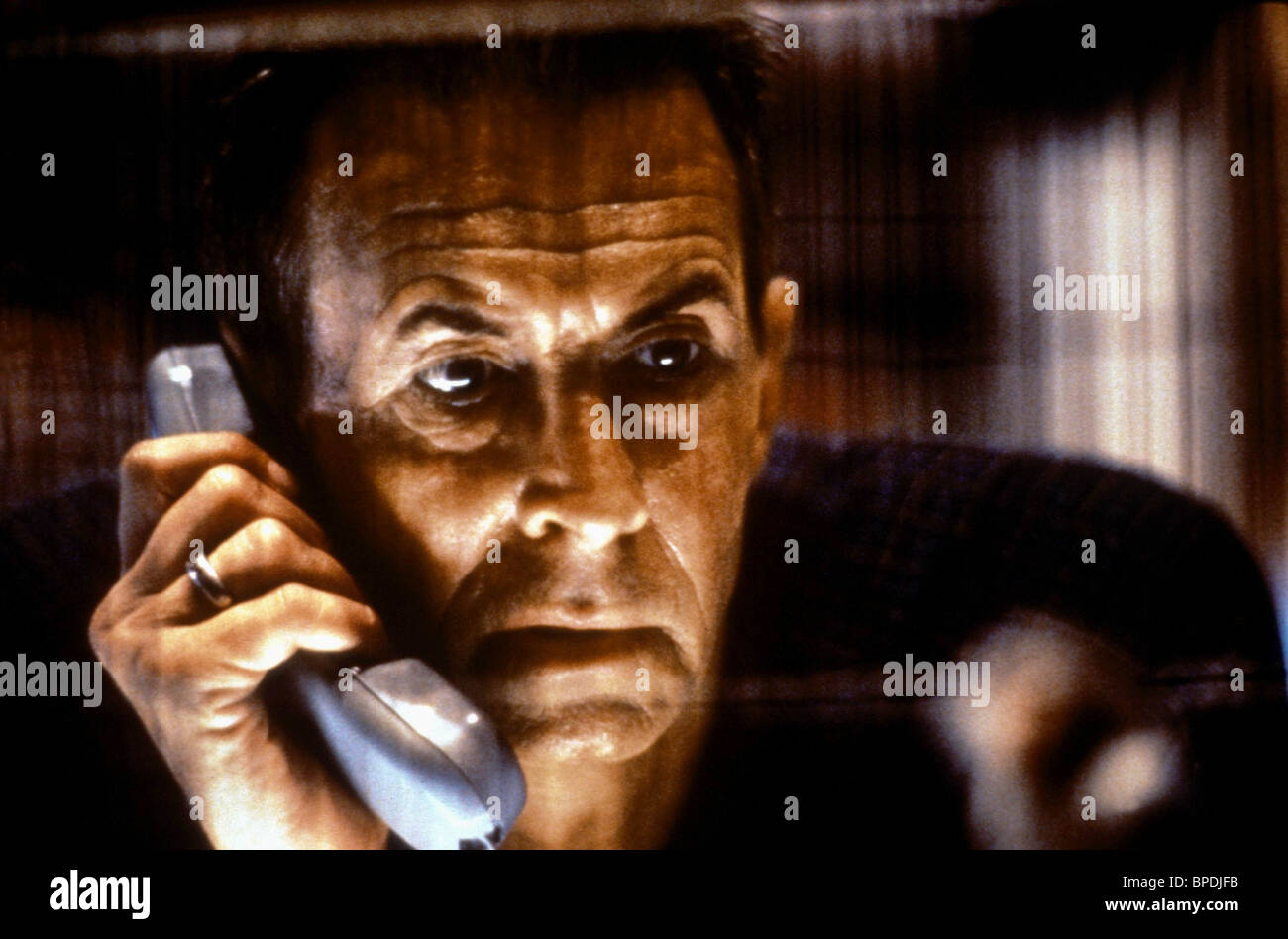 ANTHONY PERKINS PSYCHO IV: THE BEGINNING (1990) - Stock Image