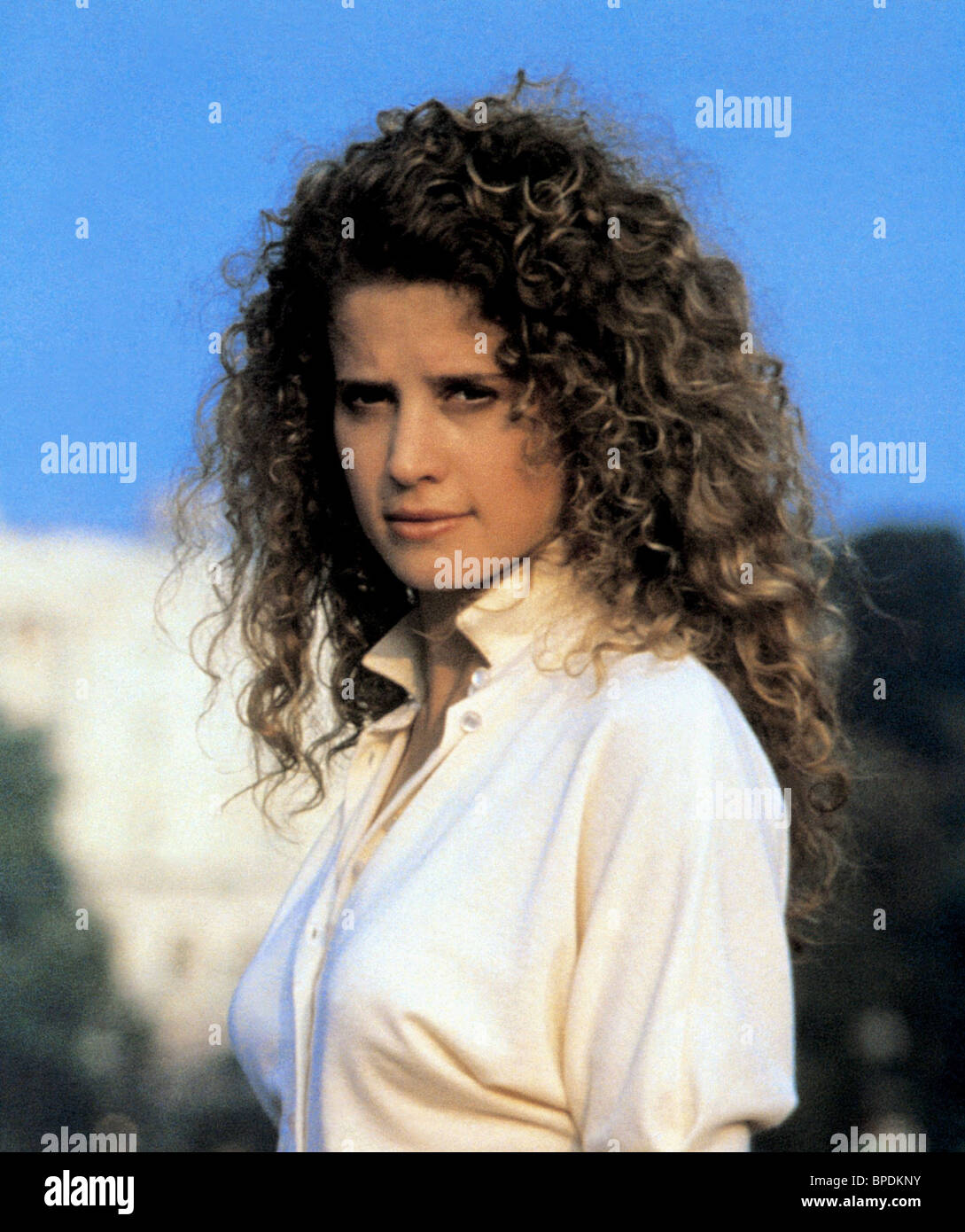 nancy travis loose cannons 1990 stock photo 31033687 alamy. Black Bedroom Furniture Sets. Home Design Ideas