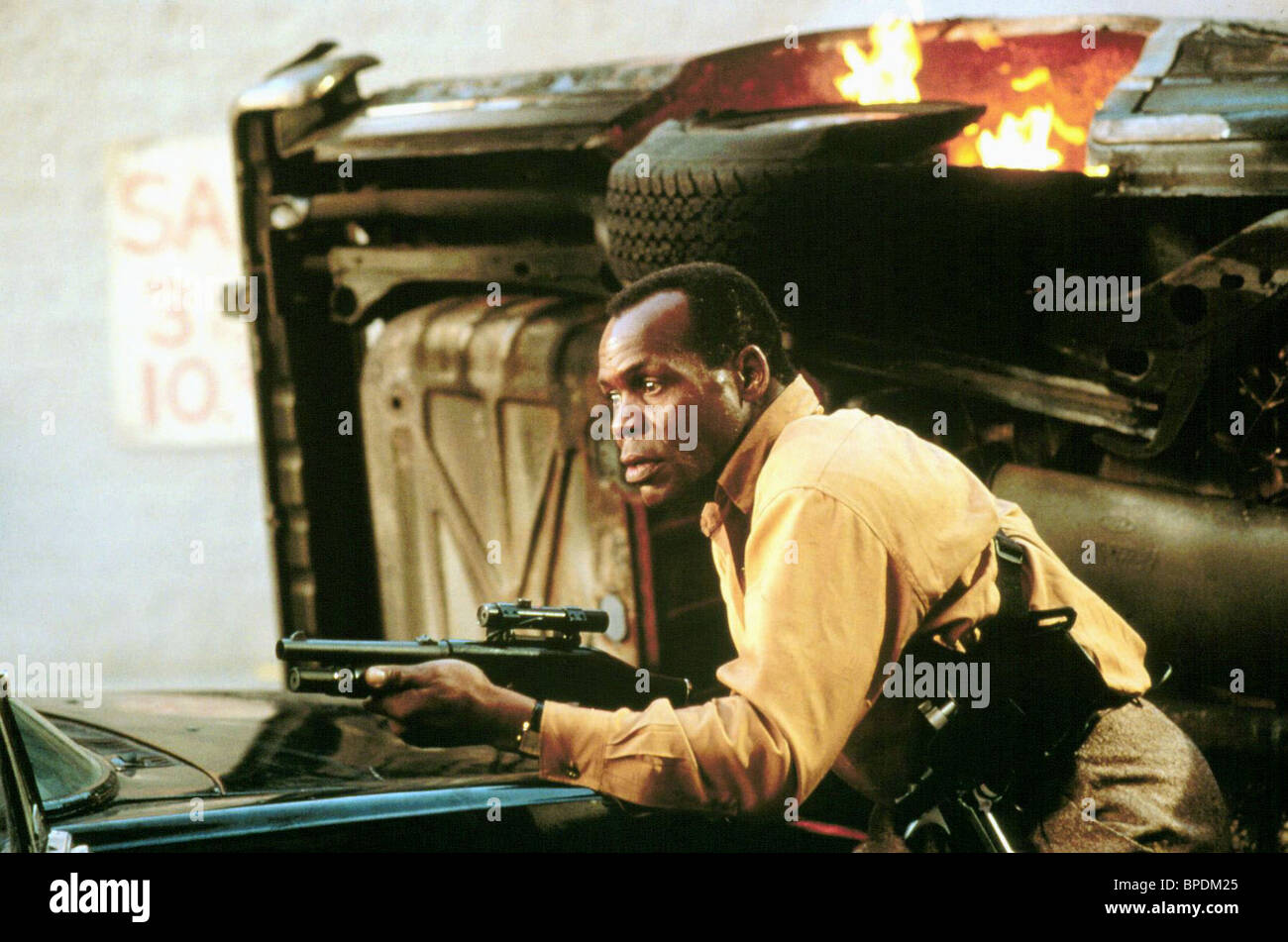 DANNY GLOVER PREDATOR 2 (1990 Stock Photo: 31033917 - Alamy Predator 2 Danny Glover