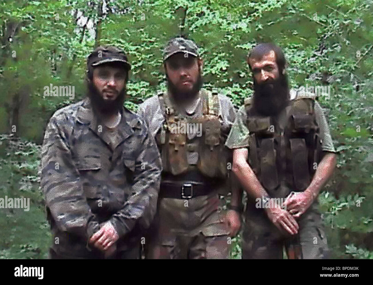 Dagestani militant Rabbani killed in operation by Russian special forces - Stock Image