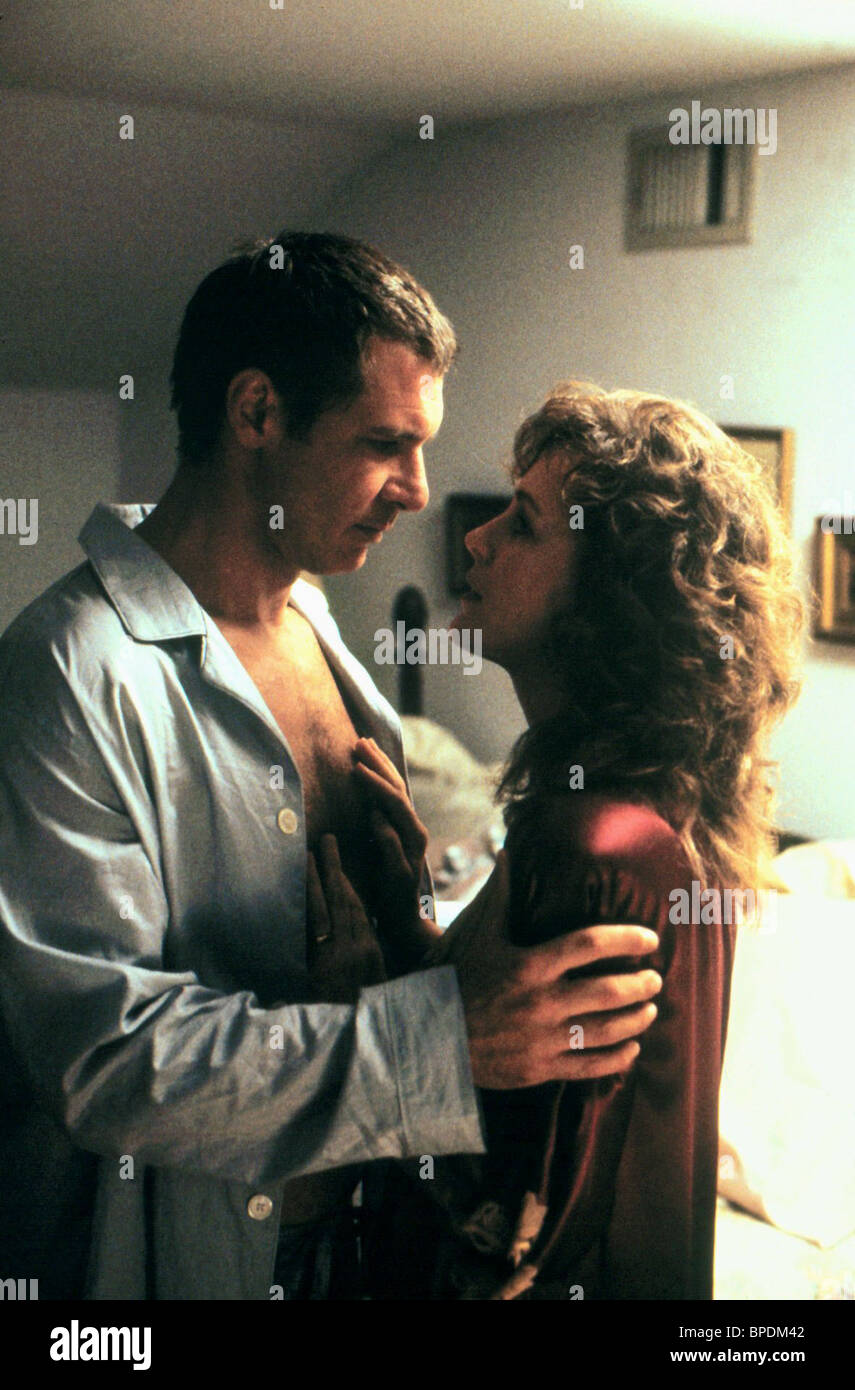 Harrison Ford Bonnie Bedelia Presumed Innocent 1990 Stock Photo