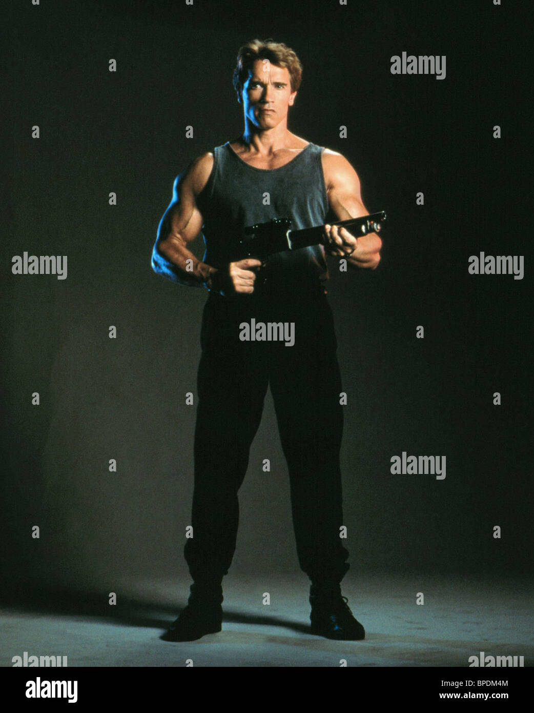 Arnold Schwarzenegger Kindergarten Cop 1990 Stock Photo Alamy