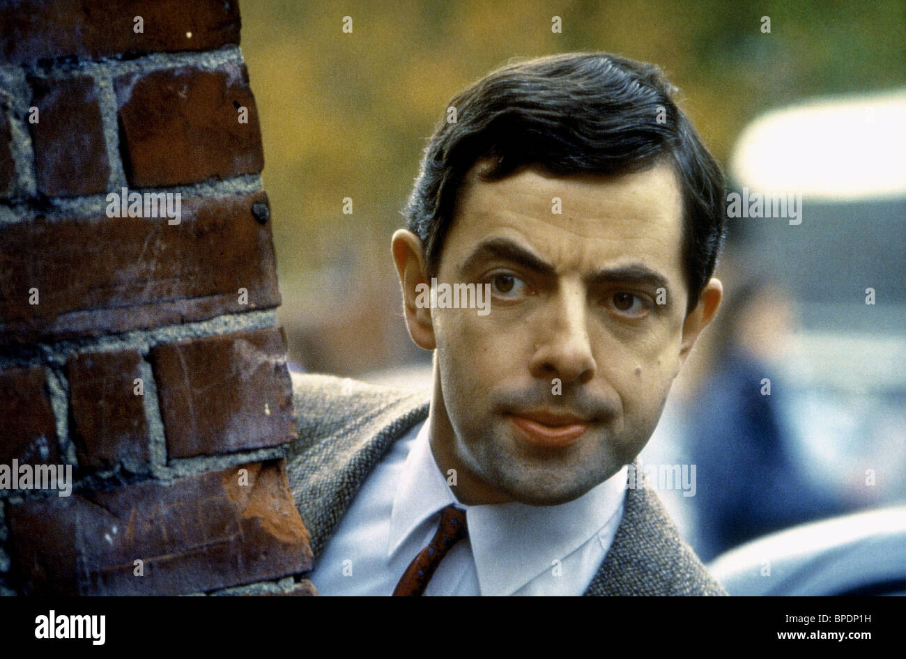 Mr Bean Frohe Weihnachten.Rowan Atkinson Actor Mr Bean Stock Photos Rowan Atkinson Actor Mr