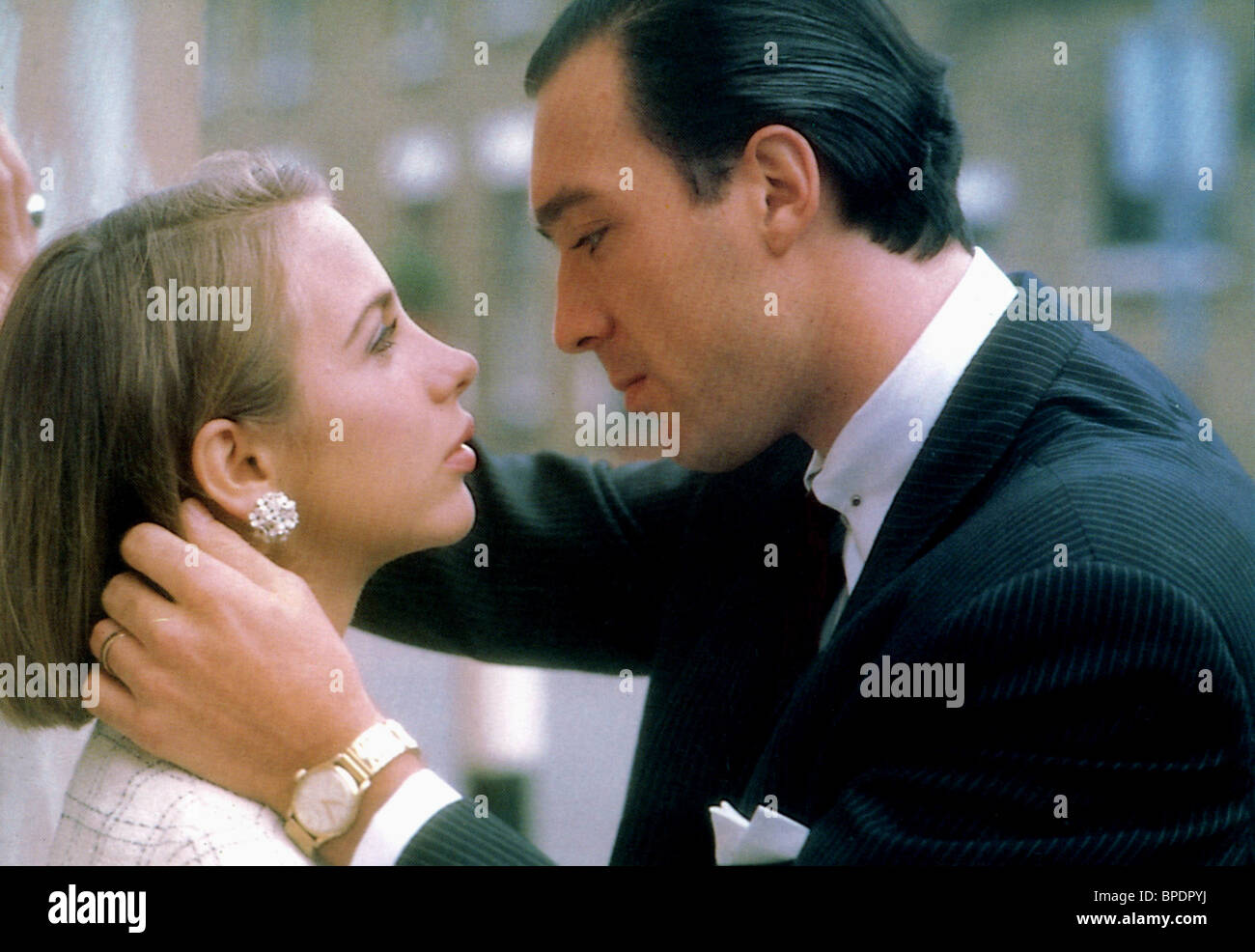 KATE HARDIE, MARTIN KEMP, THE KRAYS, 1990 - Stock Image