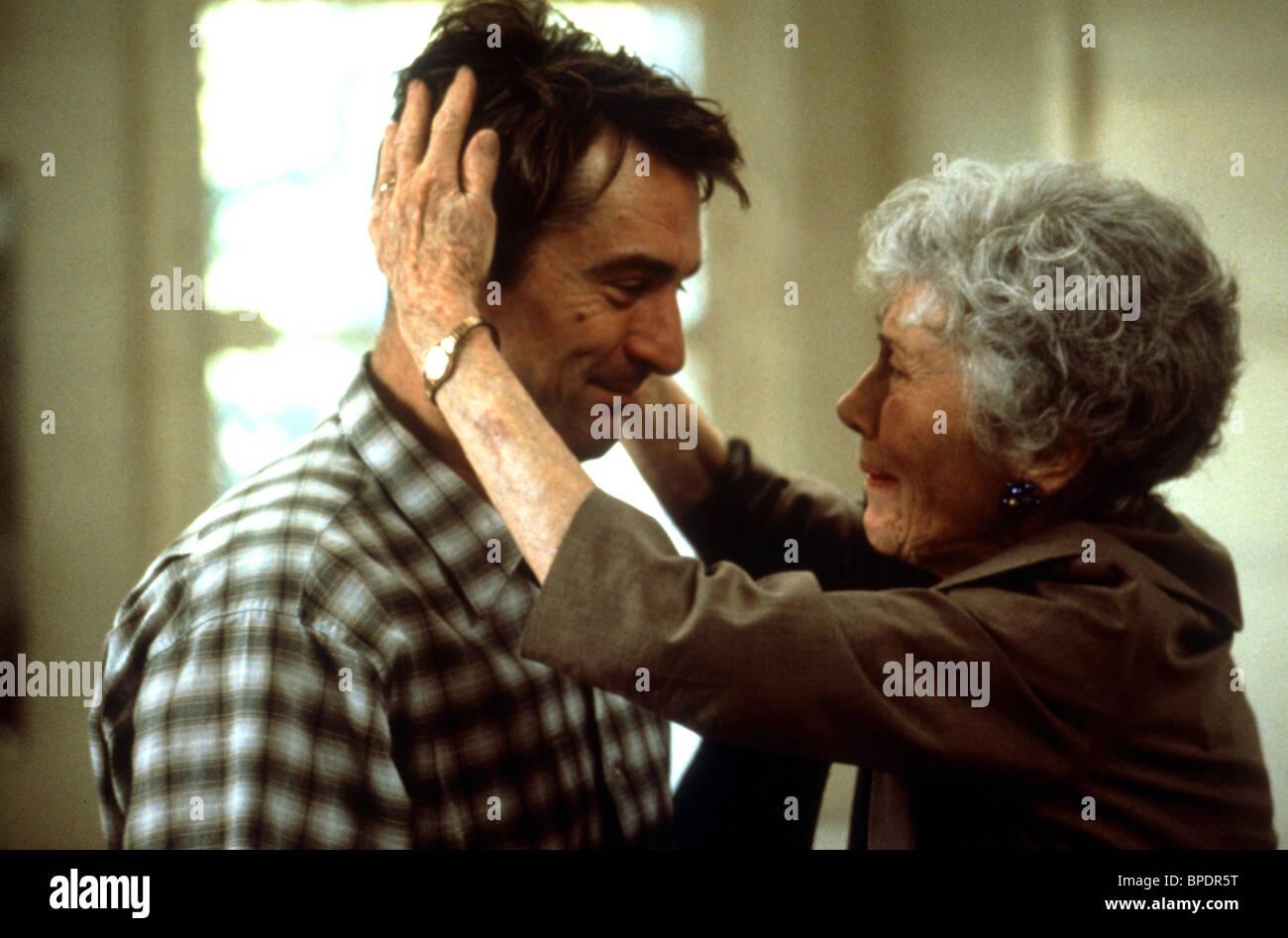 Robert De Niro Ruth Nelson Awakenings 1990 Stock Photo 31036372